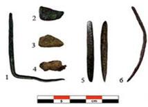 """Funde aus der """"Aussensiedlung"""" (Avren-Bobata)"""