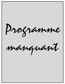 Programme  Guingamp-PSG  2016-17