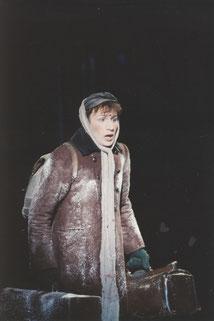 """Bruno als Alfred im """"Prolog"""" im Raimund Theater, Wien"""