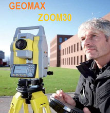 estacion total geomax zoom30