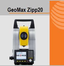 Estacion total geomax zipp20