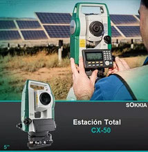 estacion total sokkia cx-55