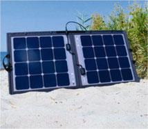 Mobile Solarmodule in der Tasche. Diese Solarmodule haben alle Tests bestanden. Mobile Solarmodule in der Tasche und faltbar sind ideal für die mobile Anwendung für Camper, Wohnmobile, Segelboote und off Road. Solarmodule super leicht und klein.