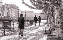 #Photographies de rue - #Strasbourg FRANCE - #Dominique MAYER - www.dominique-mayer.com