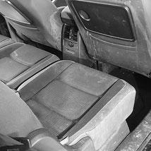 Auto Innenraum Reinigung