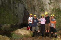 Cavernas de Venado:  Excursión en Familia