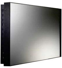 Extrem, stegloser Rahmen. Videowand LCD Monitore
