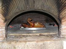 four à pain , ferme historique Jean de La fontaine  château-thierry