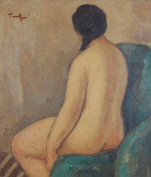 Nicolae Tonitza (1886 - 1940)  Limit: 10.000 € | Zuschlag: 25.000 €