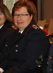 Susanne Hormann Schriftführerin Feuerwehr-Orchester