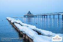Die historische Seebrücke Heringsdorf © ExperiArts Entertainment - Thomas Ix