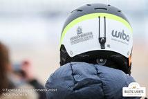 Safety first! Mit den gebrandeten Helmen von Head © ExperiArts Entertainment - Roman Babirad