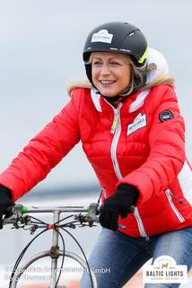 Inge Steiner mit Freude beim Rennen dabei © ExperiArts Entertainment - Thomas Ix