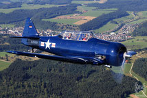 North American T-6 Super Six