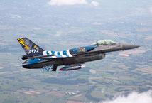 F-16 Greek Demo Team