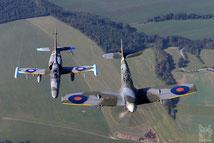 Aero L-159 & Spitfire