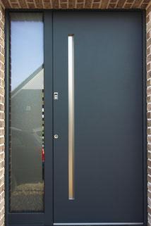 Alu Türen bei Lüttich Belgien kaufen