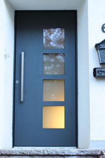 Aluminium Haustüren in Düren und Nideggen