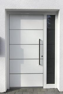 Alu Türen in Lüttich Belgien kaufen