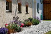 Landhaus-Garten