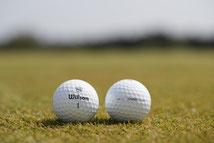 Wilson Golfbälle, Logo Wilson Golfbälle, Golfbälle mit Logo, Golfball bedruckt, Golfbälle bedrucken