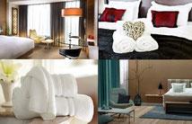 Toallas, sabanas, cubiertas para hoteles, equipamiento de hoteles, tu hotel contract