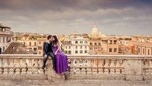 ローマのロマンチックスポット体験
