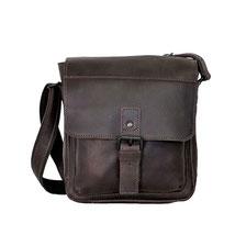 Herren Tasche Leder braun EM-EL Collection Schweiz
