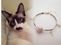 artistic-pet-hair-jewellery-mi-miga-bracelet-cat-copito-leather-silver-swarovski