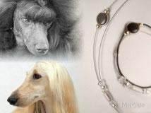 joyas-artisticas-con-pelo-animal-mi-miga-collar-pulsera-cuero-acero-plata-ley-oro-swarovski-elements-perlas-cristal-perro-arwen-sauron