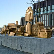 Ein Denkmal für Gustav Werner