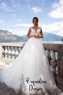 94584f72c Vestidos de Fiesta - Orquideas Dresses Vestidos Especiales