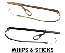 Agitation Whips and Sticks