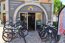 bike shop sale repair and bike rental clermont l'herault South of France Montpellier Beziers