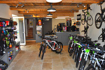 bike shop sale repair rental Ebike MTB electric Clermont l'herault lodeve gignac