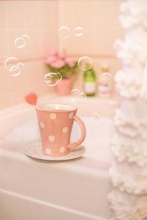 Beatrice Winkel - Valentinstag - Dinner in der Badewanne