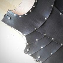 cuirasse armure cuir