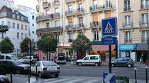 Rue d'Arras Paris 5ème
