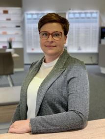 Heike von Elling, Mitarbeiterin beim GlasHaus - dem optiker