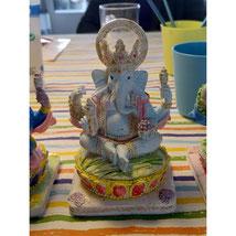 Ganesha Schilderen