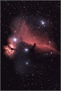 IC 434 • LBN 954, Sh-2 277