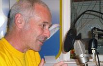 INBE-Radio im Studio von Radio SOL