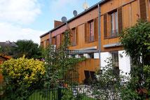 Holzschutz Holzfassade gestrichen