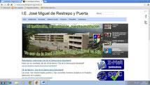 Web page: Jose Miguel de Restrepo y Puerta