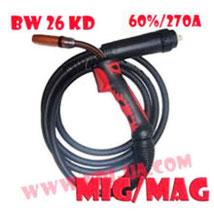 Горелка полуавтоматической сварки BW 26 KD