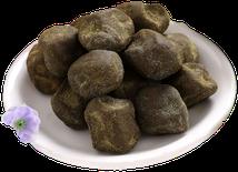 fermentierte Share Pflaume braun, unverpackt gedörrt