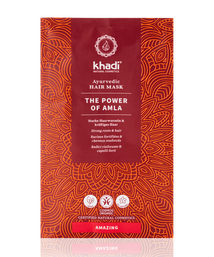 Khadi The Power of Amla Haarmaske
