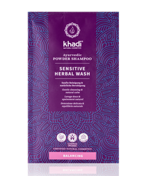 Khadi Sensitive Herbal Wash Haarwaschpulver