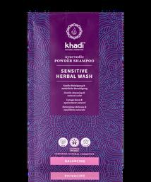 Khadi Sensitive Herbal Wash Haarwaschpulver