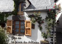 Gîte de la place du château, Salers